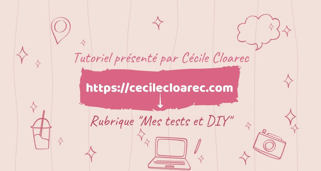 Tutoriels d'Acrylic Pouring par Cécile Cloarec